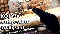 KQLY's jump-shot analysed