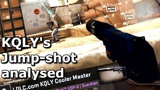 One of 3kliksphilip's most viewed videos: KQLY's jump-shot analysed
