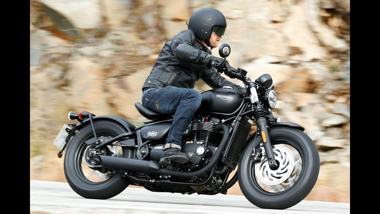 Top 10 Bobber Motorcycles 2018. Top Ten Best Motorcycle