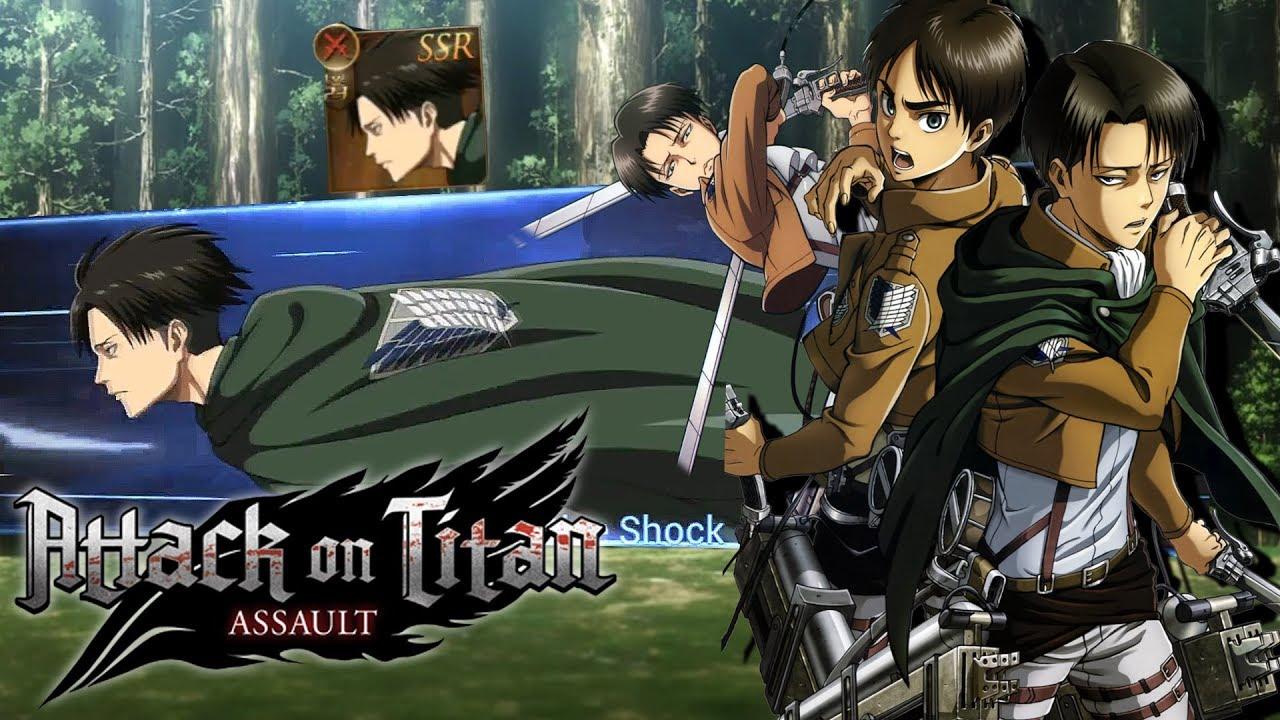 Attack On Titan Assault Mod
