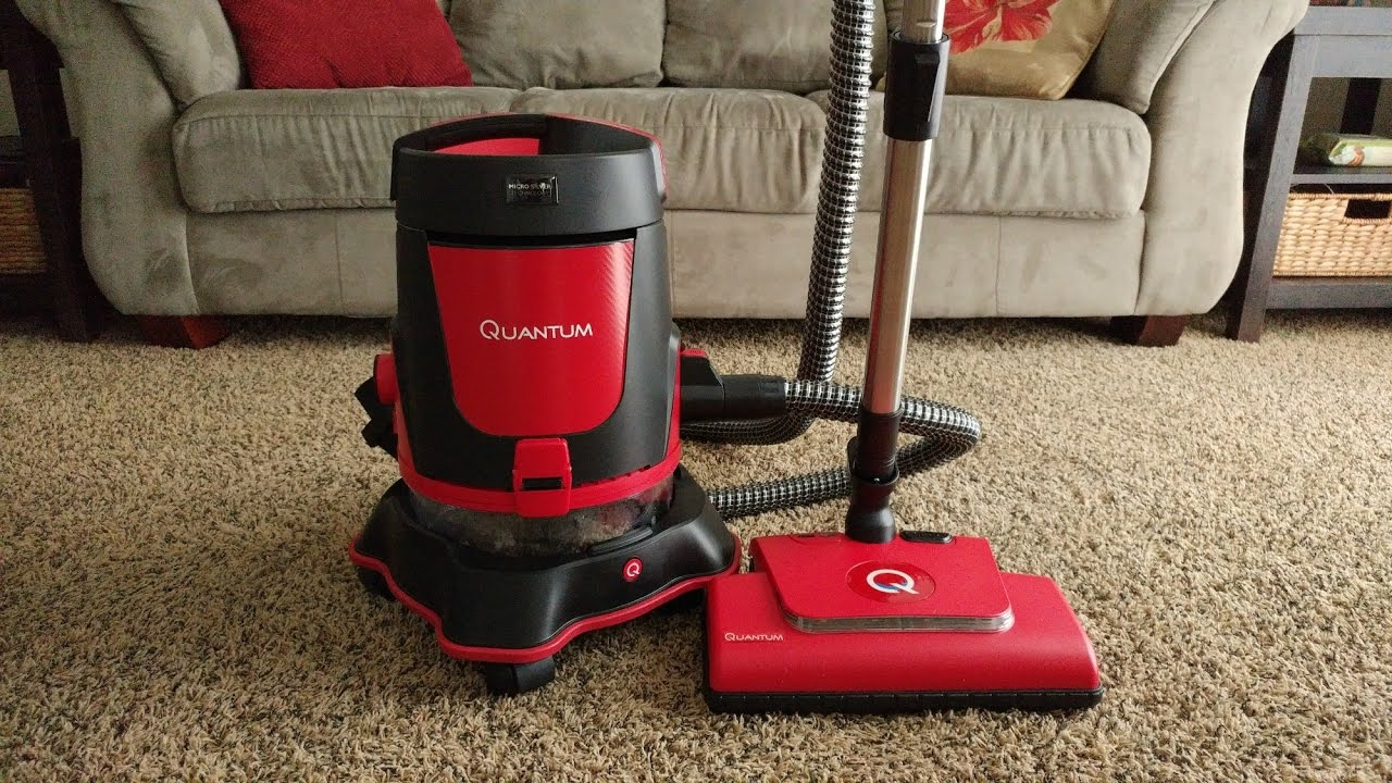Quantum Vac | Water Filtration Vacuum Review