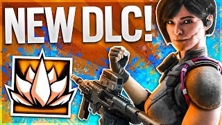 *NEW* Rainbow Six Siege Operation NEON DAWN GAMEPLAY! ( + Jäger Nerf)