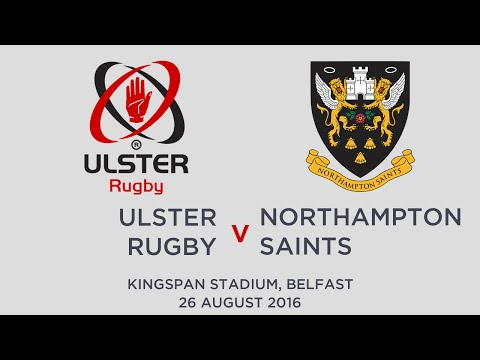 2016-08-26 - Ulster Rugby v Northampton Saints