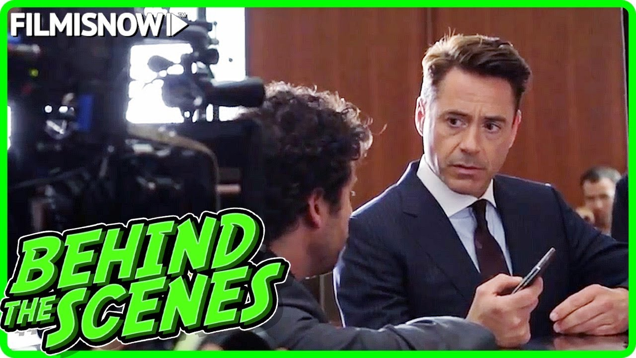 THE JUDGE (2014) | Behind the Scenes of Robert Downey Jr. Crime Movie