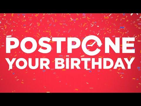 Jupiler – Postpone your Birthday (Case movie)