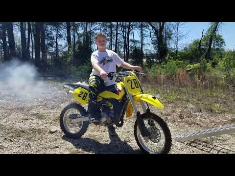 Secret dirt bikes trails found!! Let's go rip'em!!