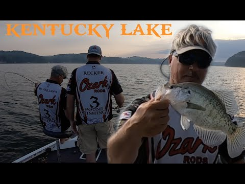 Crappie On Kentucky Lake ACT Event 2020
