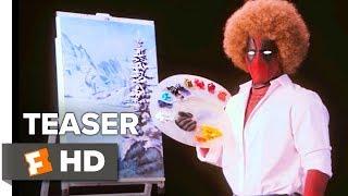 Deadpool 2 Teaser (2018) | 'Wet on Wet' | Movieclips Trailers