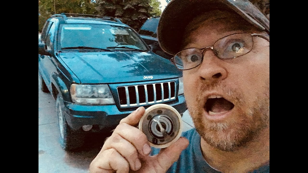 How To Replace The Thermostat On A Jeep Grand Cherokee Wj Youtube