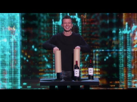 Mat Franco Makes a Magical Return to AGT 2015
