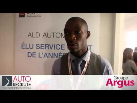 ALD Automotive au Salon de l'emploi Automobile : interview d'Arnold Kouamé