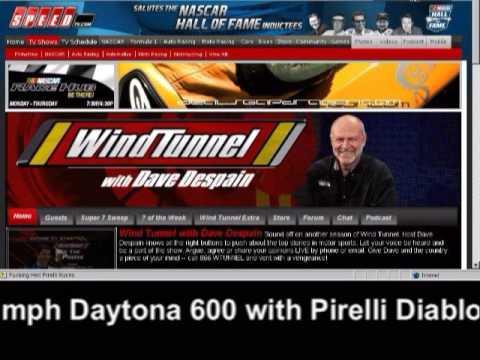 Ducati Pirelli Tire Test by Dave Despain