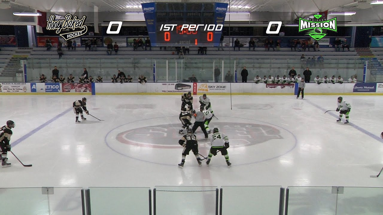 Honeybaked Vs Chicago Mission Final 2014 Bauer Invite Youtube