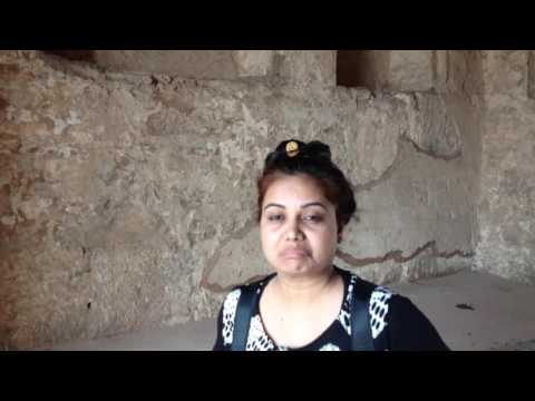 Ghost caught on camera @ Gwalior fort