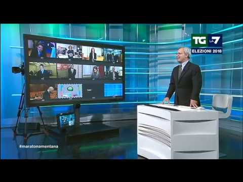 Speciale TG La7 Elezioni 2018 (Puntata 04/03/2018)