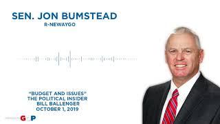 Sen. Bumstead joins the Political Insider with Bill Ballenger