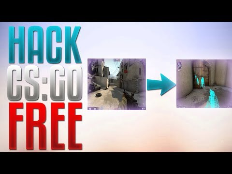 [VAC]How To Hack CS:GO For FREE! *2017-2018* (Wall Hacks, Aimbot, Autofire,FREE SKINS, ETC)