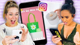 Buying Everything Advertised On Instagram Stories in 10 Minutes?! (Part 6)