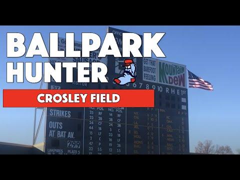 Crosley Field Blue Ash, Ohio