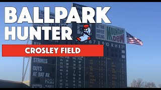Crosley Field Blue Ash, Ohio