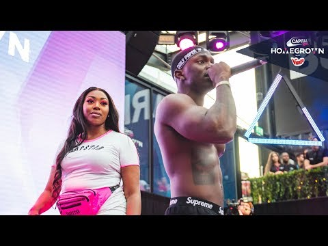 Ms Banks feat. Kida Kudz - Snack | Homegrown Live With Vimto  | Capital XTRA