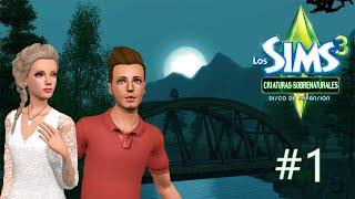Los Sims 3 Criaturas Sobrenaturales | Capitulo 1 GamePlay |