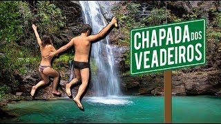 #37 | O DESTINO TÃO ESPERADO! CHAPADA DOS VEADEIROS - GO / PARTE 1