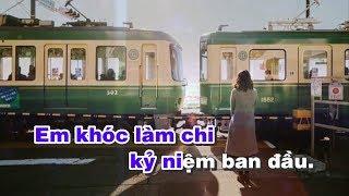 Tiễn Một Người Đi Karaoke Em khóc - Sáng tác Thái Hùng