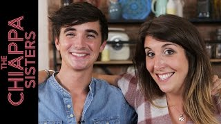 Nutty Nutella Loaves feat. Donal Skehan