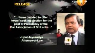 Upul Jayasuriya says he is encouraged by juniors and seniors for BASL post