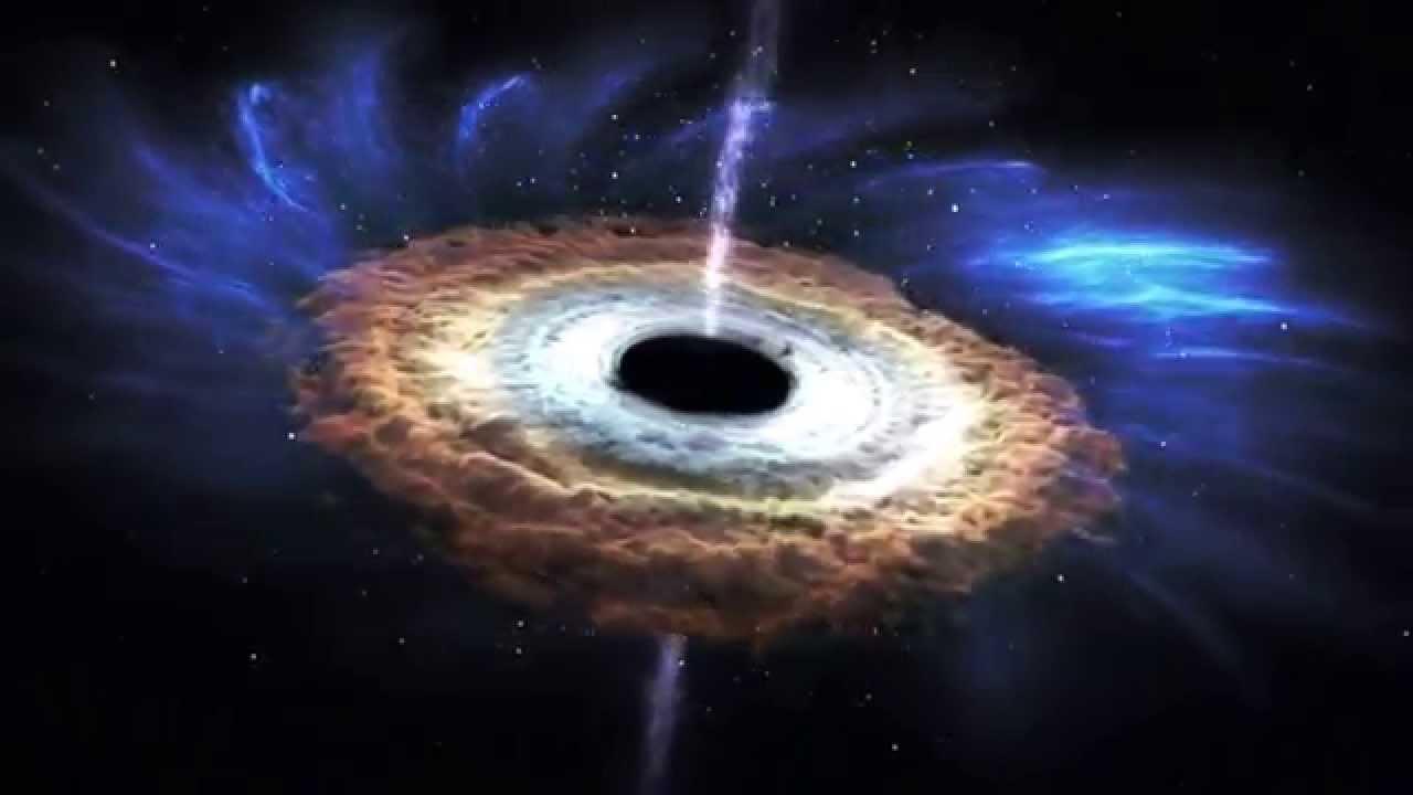 agujero estrella