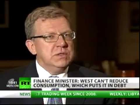 Alexey Kudrin On Russia Financial Crisys Forced To Resign