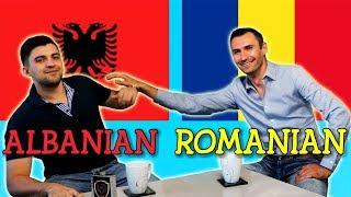 Similarities Between Albanian and Romanian