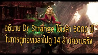 Dr.Strangeใช้เวลาขนาดไหนดูความเป็นจริง14,000,605ความเป็นจริง - Comic World Daily Video
