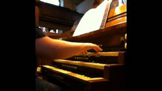 Toccata from the 5th Organ Symphony - Widor