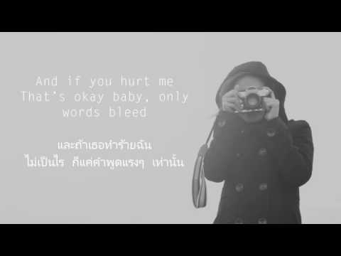 Photograph - Ed Sheeran Lyrics แปลไทย