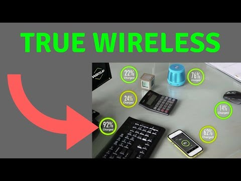 Energous gets FCC APPROVAL // TRUE WIRELESS CHARGING // NO CHARGING CORDS