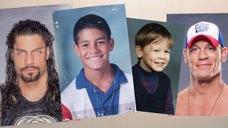 See WWE Superstars as kids!  John Cena, Sasha Banks and more before they were WWE Superstars
