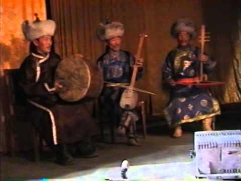 Song of caravan drivers performed by Sarigar Vadim, Ondar Sergei, Sariglar Ivan & Sat Bai-Belek