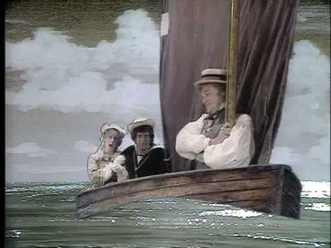 Ruddigore 15 Sailing Over Lifes Ocean Wide