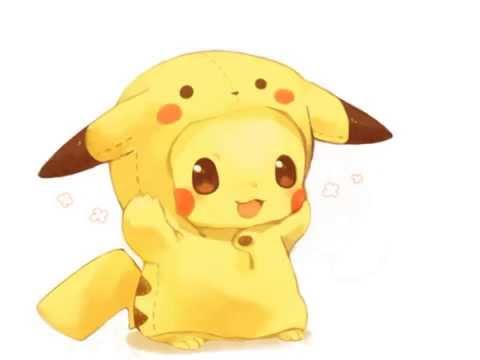 Nightcore - The Pikachu Song
