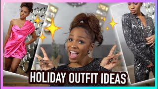 New Years Eve + Birthday Outfit Ideas! HAUL + TRY ON | Klarna Review