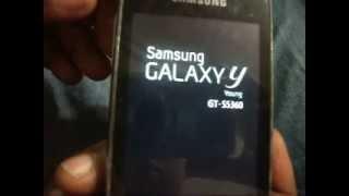 S4 Custom Rom For Samsung Galaxy Y GT - S5360 by Galaxy4Gaming.in