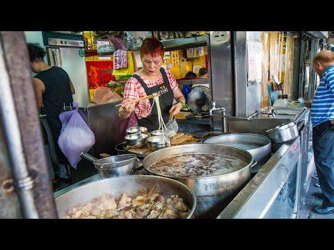 Sensational Taiwanese Beef Noodles at Lin Dong Fang (林東芳牛肉麵)