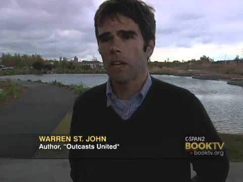 About Warren St. John