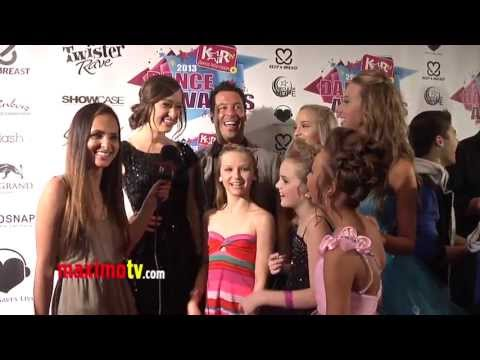 Circle of Hope DANCERS Interview at KARtv Dance Awards 2013 at MGM Grand Las Vegas