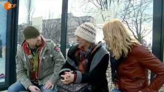 Reich und obdachlos: Schlaflos in Berlin