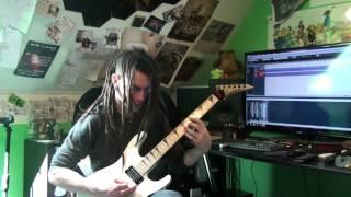 Ensiferum Windrider Guitar Cover