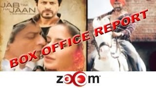 Box Office Report: Son Of Sardaar v/s Jab Tak Hai Jaan