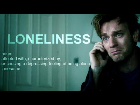 I never felt so... completely alone